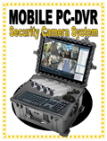 Mobile DVR Portable DVR Security Camera System